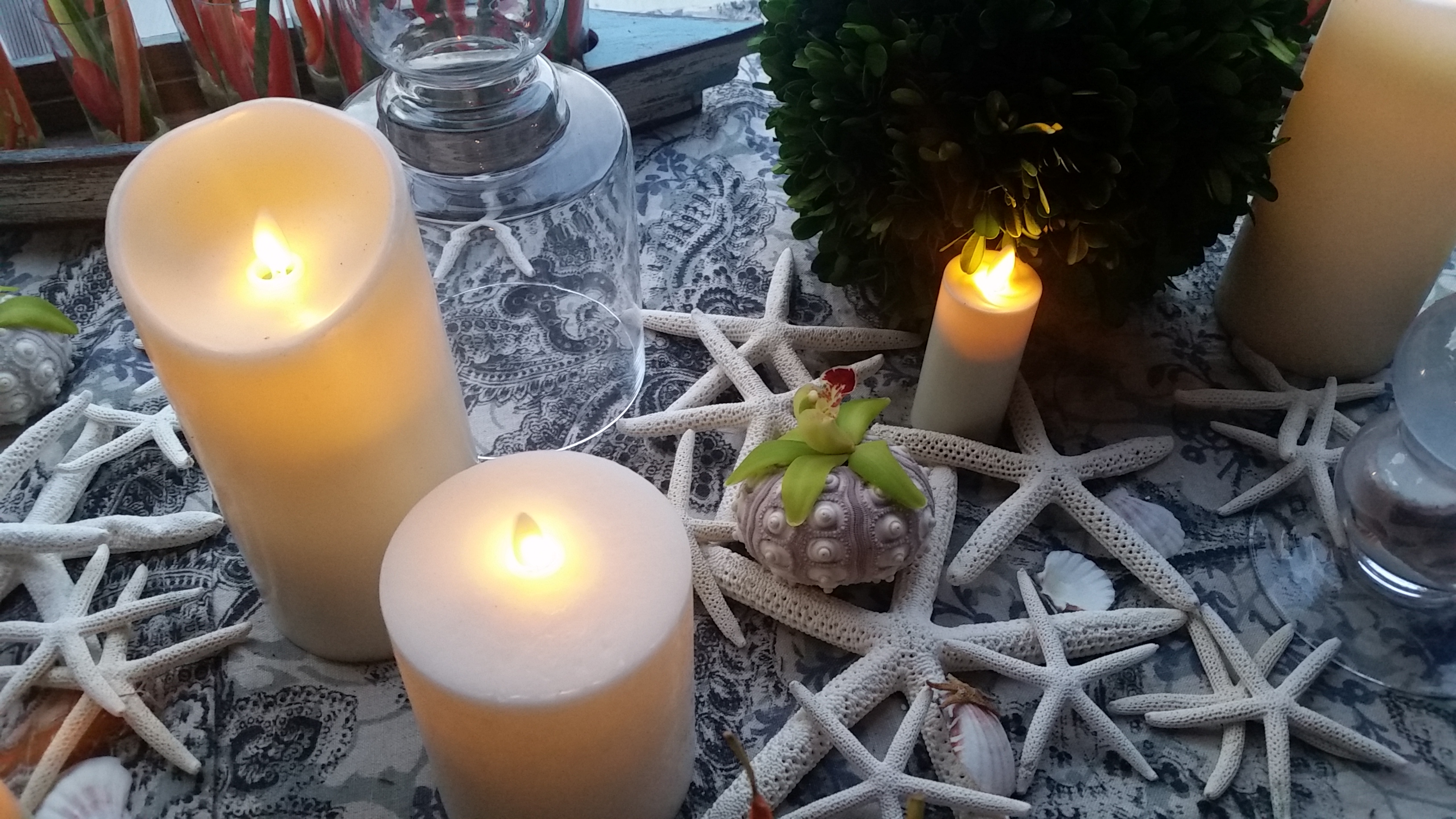 candles-and-shells